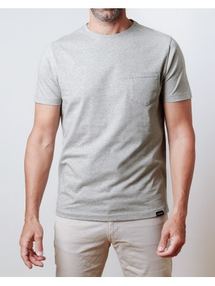 T-shirt Pocket - Grey