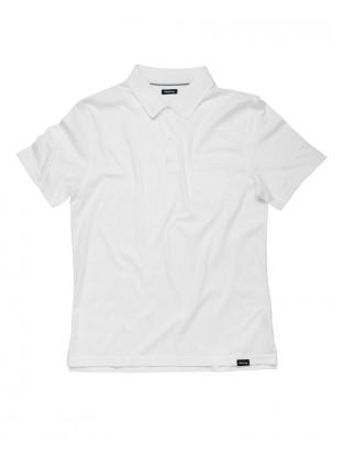 White Polo - Jersey