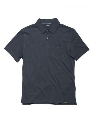 Polo Jersey - Azul Navy