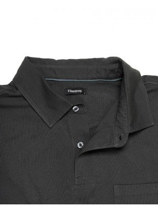 Polo Jersey - Anthracite